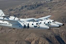 VirginSpaceShip 4