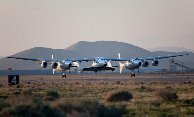 VirginSpaceShip 8