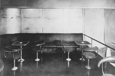 Hindenburg - Comedor 2