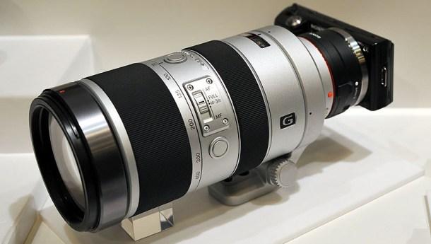 Super lente NEX