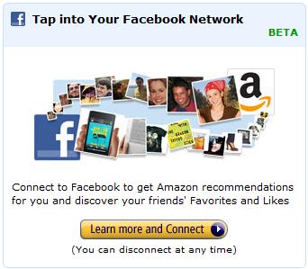 Amazon y Facebook