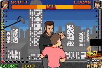 Scott Pilgrim Punch Out
