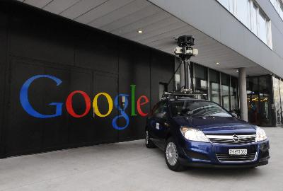 Auto de Google StreetView