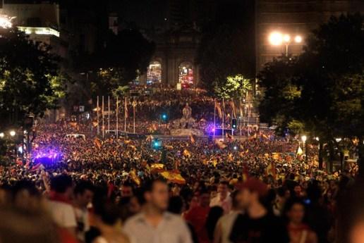 España victoria Mundial de Fútbol Sudáfrica 2010 4