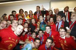 España victoria Mundial de Fútbol Sudáfrica 2010 5