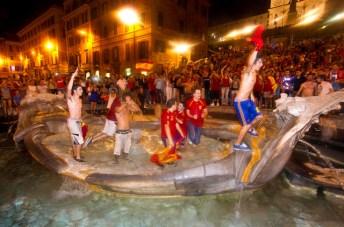 España victoria Mundial de Fútbol Sudáfrica 2010 8