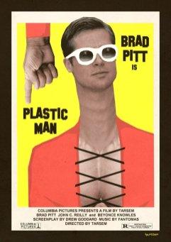 plastic man movie