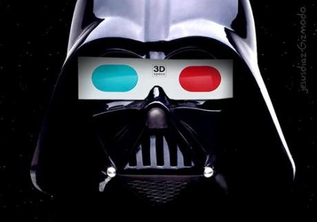 Darth Vader 3D