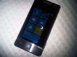 Terminal Asus filtrado con Windows Phone 7