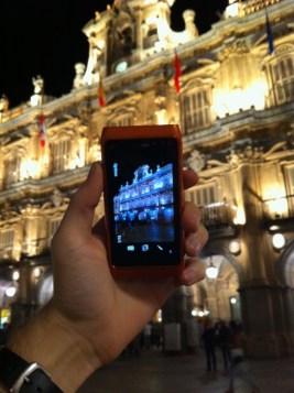 N8 Plaza Mayor Salamanca