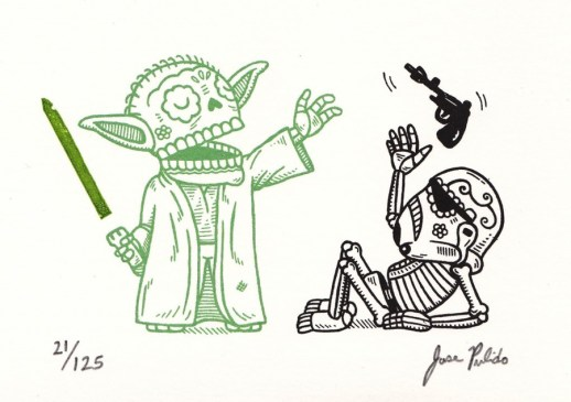 Star-Wars-Mexican-Traditional-Art-1