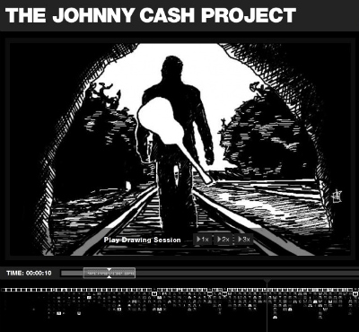 Johnny Cash Project