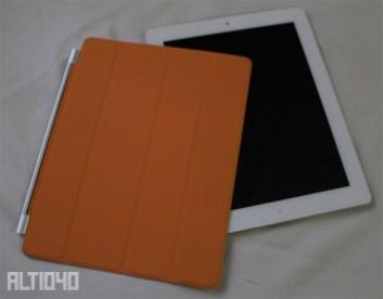 iPad 2 y Smart Cover