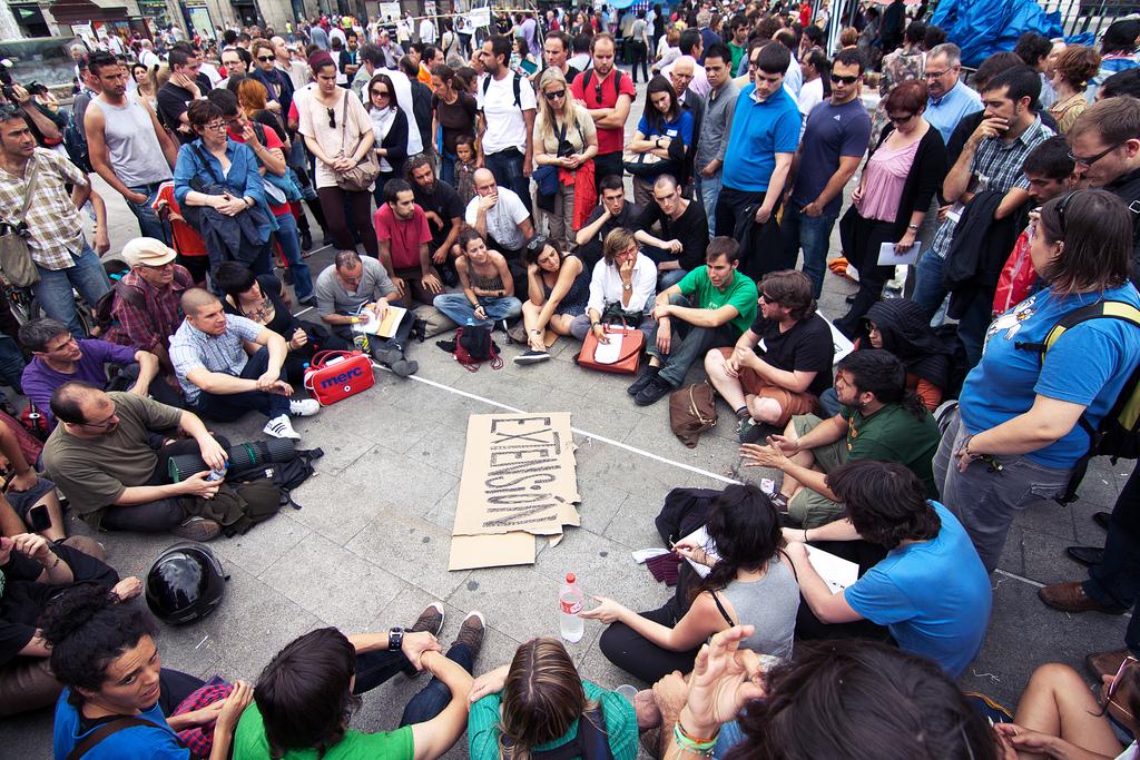Asamblea de Extensión en #acampadasol