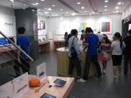 Apple Store apócrifa en Kunming