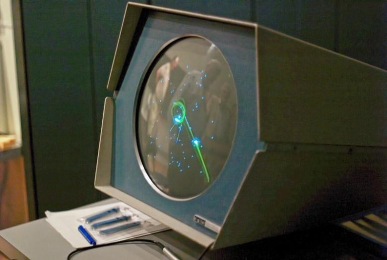 Spacewar!-PDP-1