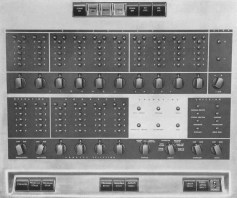 Panel Frontal IBM 650