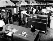 Produccion industrial IBM 650