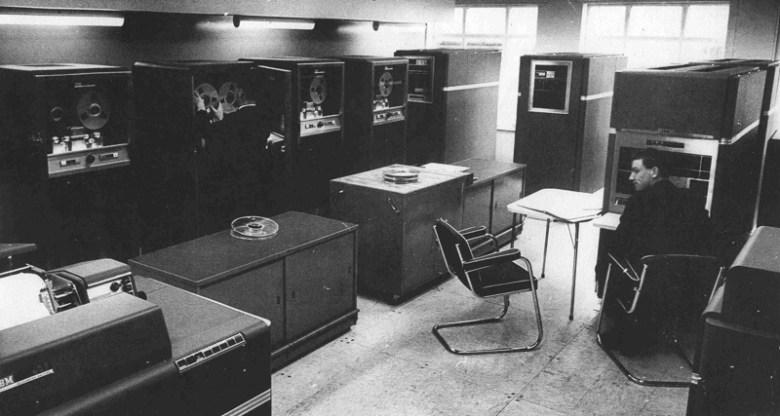 Uso del IBM 650