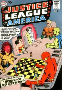 Justice League of America #1 (1960)