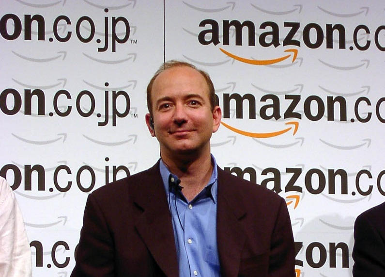 Jeff Bezos, Amazon.com