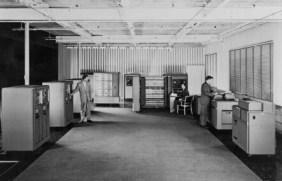 IBM 701 pruebas