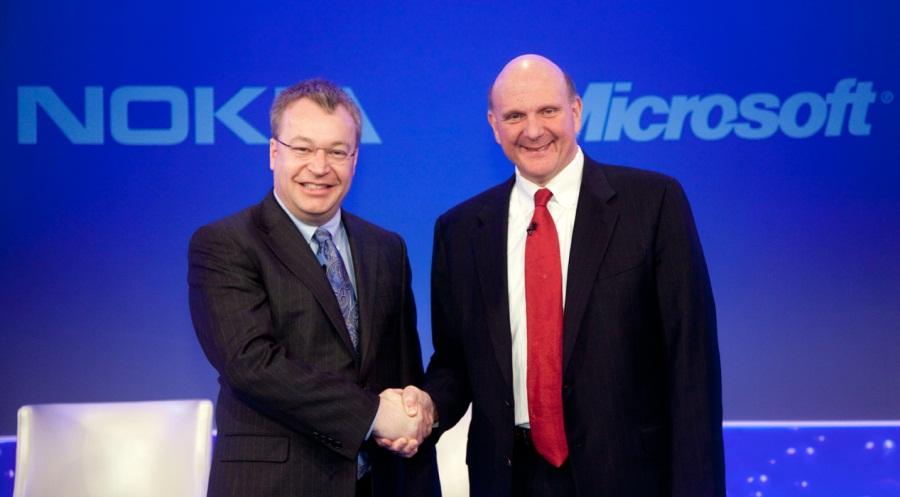 Acuerdo entre Nokia y Microsoft