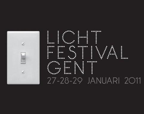 Festival de la luz de Gent