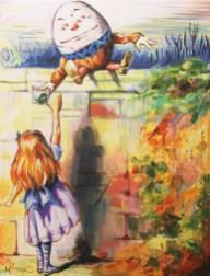 Alice Meeting Humpty Dealer