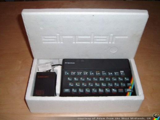 ZX 80, offen