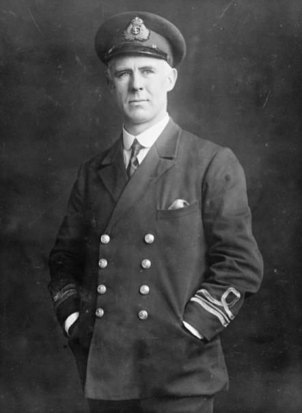 Capitan de Corbeta Norman Wilkinson