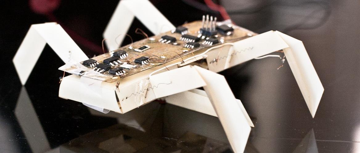 Robot Impreso 3D