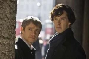 Sherlock de la BBC
