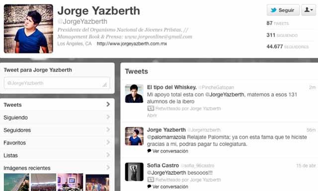 Jorge Yazberth #2