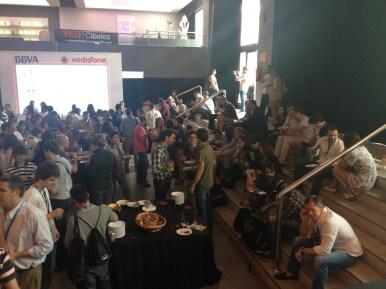 Lunch en TEDx Cibeles