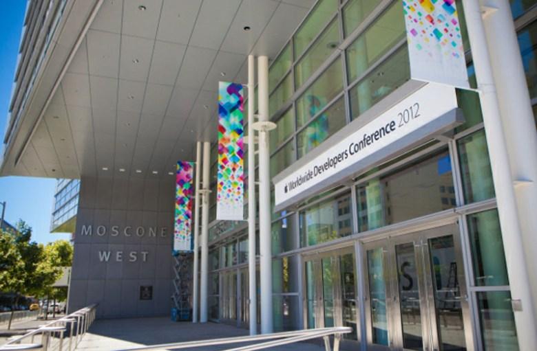 Moscone Center WWDC 2012