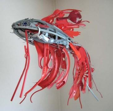 ESculturas de Sayaka Ganz 8