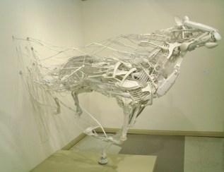 Esculturas de Sayaka Ganz 2