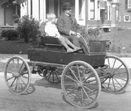 Primer coche eléctrico en Seattle