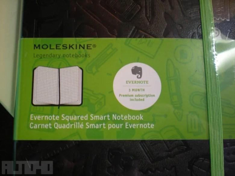Moleskine Evernote