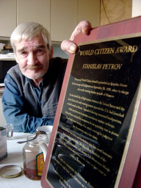 Stanislav Petrov World Citizen Award