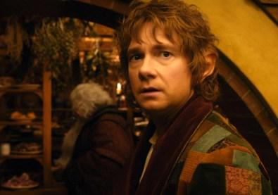 The Hobbit An Unexpected Journey - Martin Freeman es Bilbo