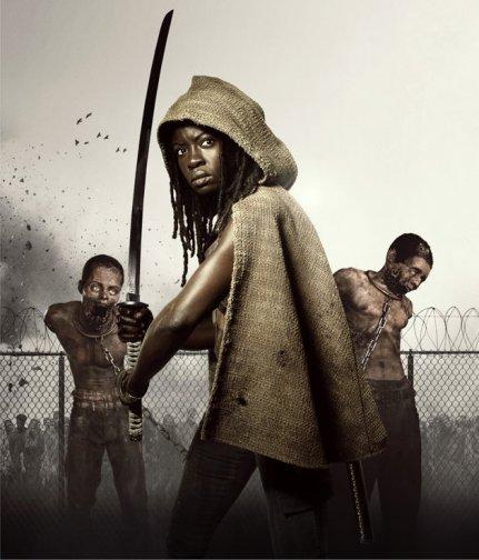 The Walking Dead fuente Yahoo 5