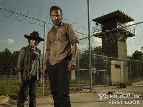 The Walking Dead fuente Yahoo