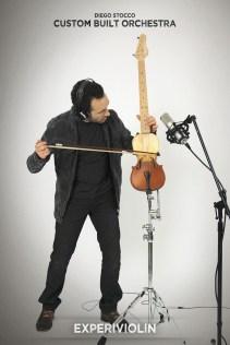 Diego Stocco - Custom Built Orchestra 2
