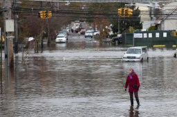 Sandy Inundación