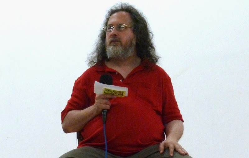 Richard Stallman - Universidad Autonoma Metropolitana en Iztapalapa