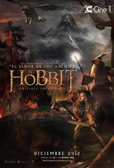 The Hobbit Poster Argentina