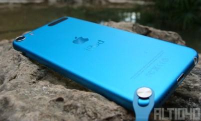 iPod Touch 5G TRASERA