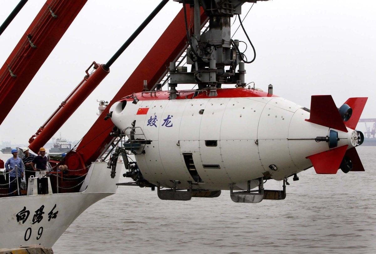 China realizará 50 exploraciones submarinas durante 2013